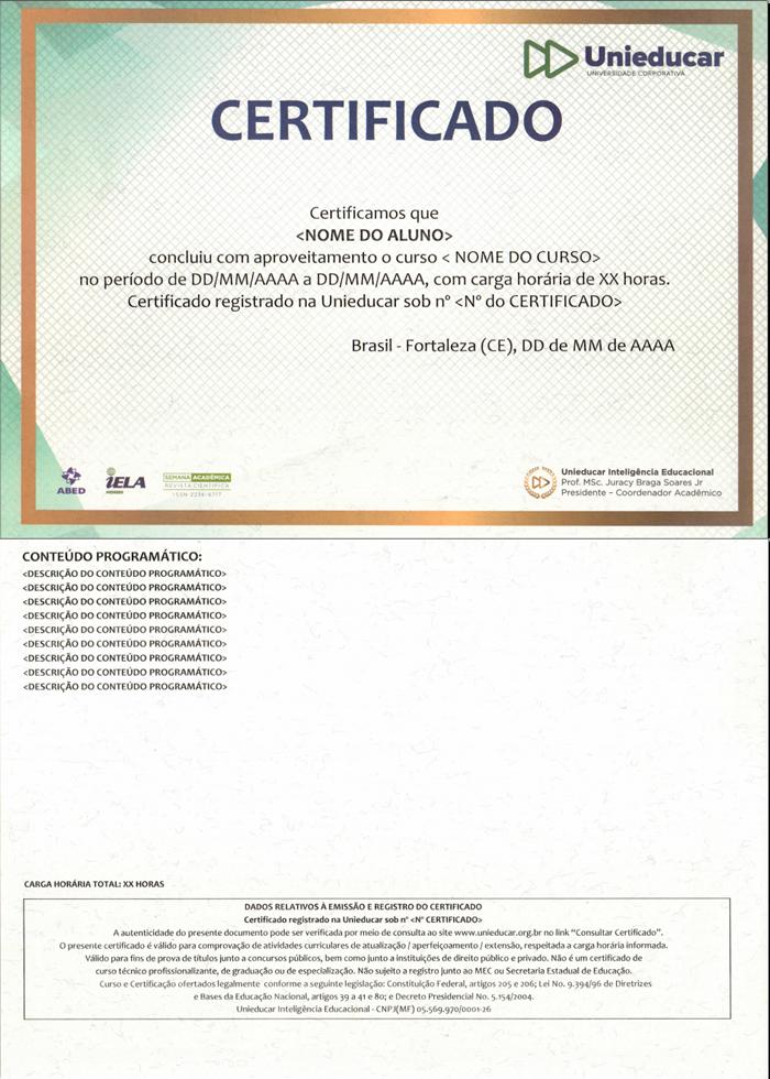 Cursos Para Atividades Complementares Grátis Com Certificado