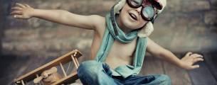 A Criatividade, a Imaginação e a Fantasia da Criança