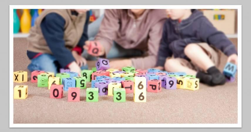 Matemática para crianças de 8 a 10 anos - Números por todos os lados - Gratuito