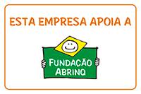 Esta empresa apoia a Fundação Abrinq